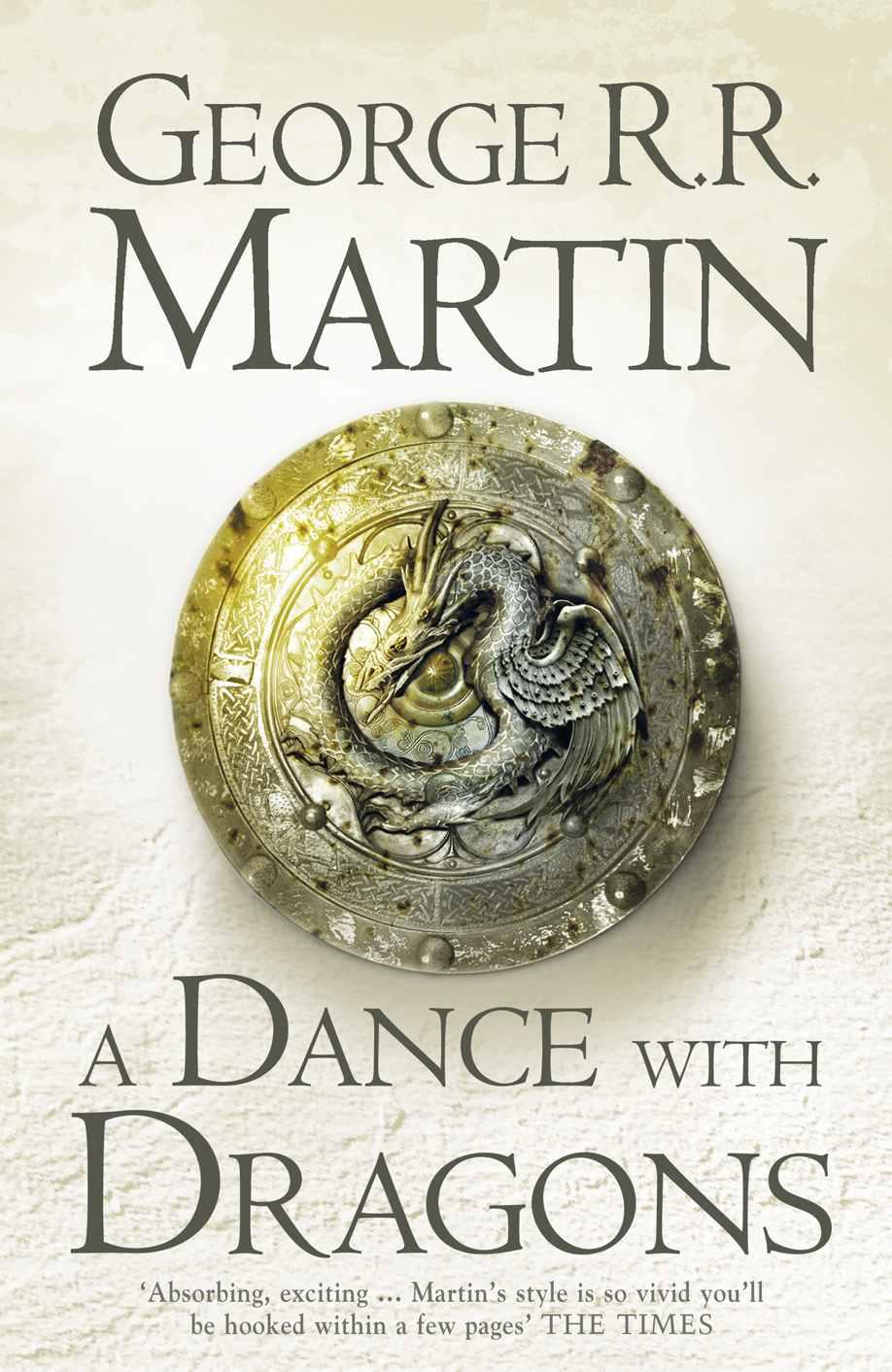 A Dance With Dragons  George Rr Martin